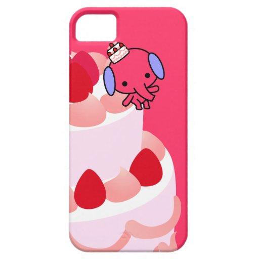 iPhone Case - Cake Elephant iPhone 5 Case