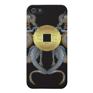 iphone case chinese new year - year of dragon iPhone 5 case