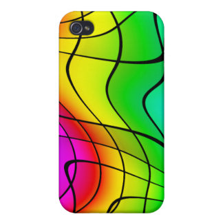 iPhone Case Cool Pattern Colourful Covers For iPhone 4