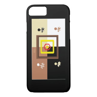 iPhone case dots n' lines