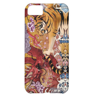 iPhone Case - Dragon vs Tiger