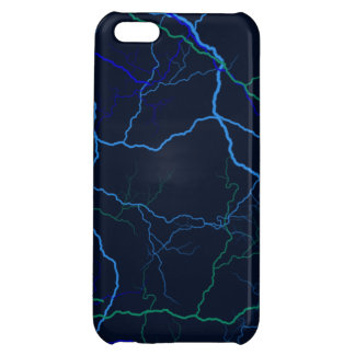 Iphone Case Electric Blue Case For iPhone 5C