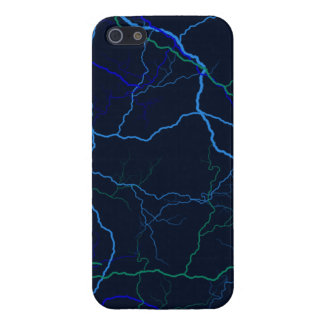 Iphone Case Electric Blue Case For iPhone 5