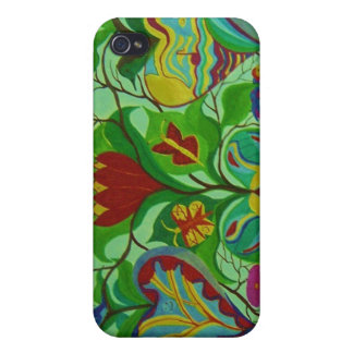 iphone case, fine art print, leaves iPhone 4/4S case