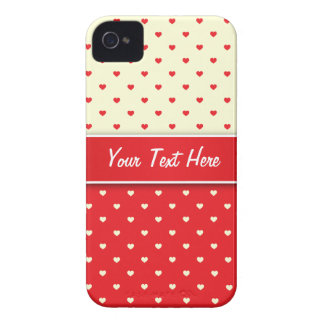 iPhone Case Hearts