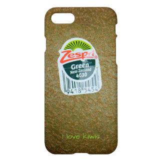 iphone case, I love kiwi, green, franc le Pair iPhone 7 Case