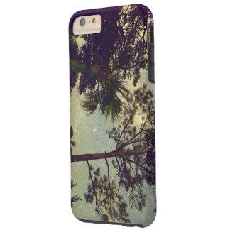 iPhone case image Night Sky trees stars nature