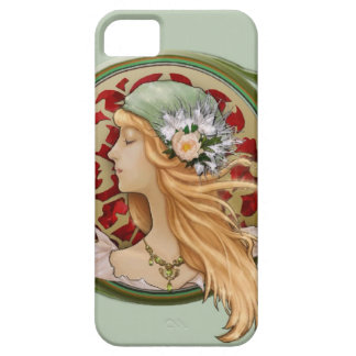 iPhone case, iphone 5 case, ipone cover, Girl Barely There iPhone 5 Case