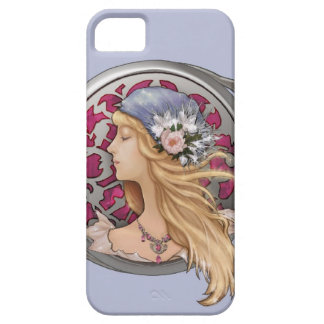 iPhone case, iphone 5 case, ipone cover, Girl. iPhone 5 Case