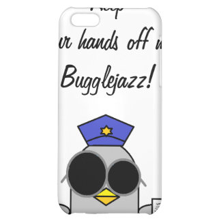 IPhone case-  Keep your hands off my bugglejazz Cover For iPhone 5C