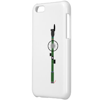 iPhone case meets scope art. Cover For iPhone 5C