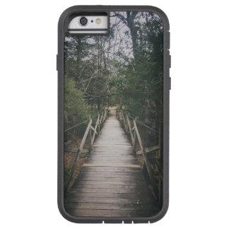 iPhone case Nature theme bridge
