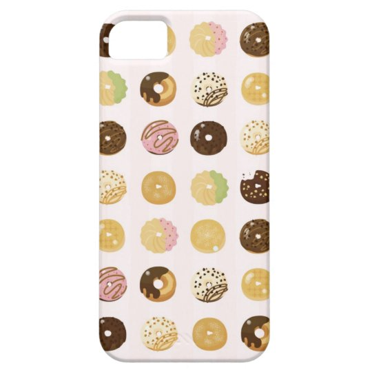 IPhone case of doughnut