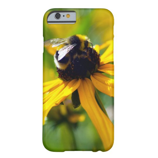 Iphone case original macro bee photographed UK