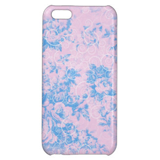 Iphone Case Pink Floral Case For iPhone 5C