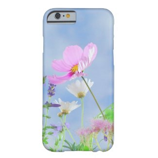 iPhone Case Pretty Flowers Delicate Colours