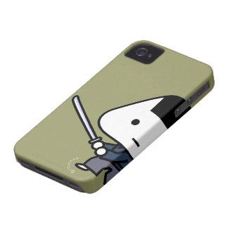 iPhone Case - RiceBall Samurai iPhone 4 Case