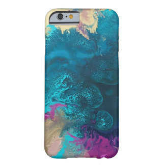 Iphone Case, Sea blue Barely There iPhone 6 Case