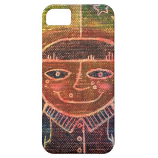 iPhone Case, Star Boy in Oil Pastels iPhone 5 Cover