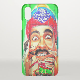 IPhone Case Street Art Cool Exclusives Burger Club