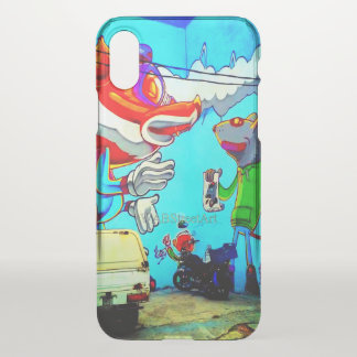 IPhone Case Street Art Cool Exclusives Fox & Rat