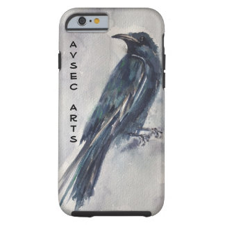 "iPhone Case, ""The Watcher"" Tough iPhone 6 Case"
