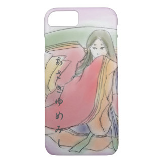 iPhone case / traditional Japanese woman
