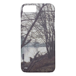 "iPhone case ""Trees in winters """