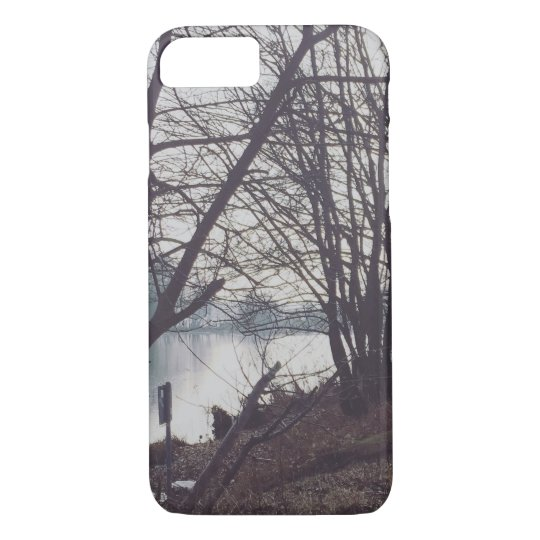 """iPhone case """"Trees in winters """""""