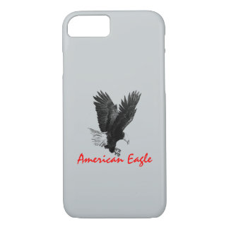 iPhone case with American Eagle