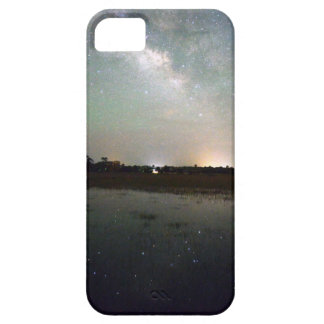 iPhone case with an image of the Night Sky. iPhone 5 Cover