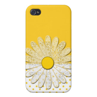 iphone case with daisies cases for iPhone 4