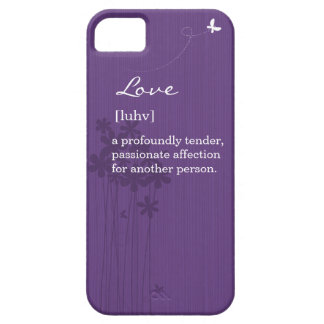 iPhone Case with Definition