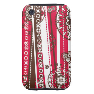 iPhone  case with folk ornament