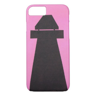 iphone Case with Lighthouse Design