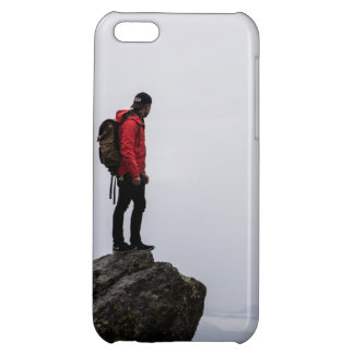iPhone Case with Rock Climber iPhone 5C Case