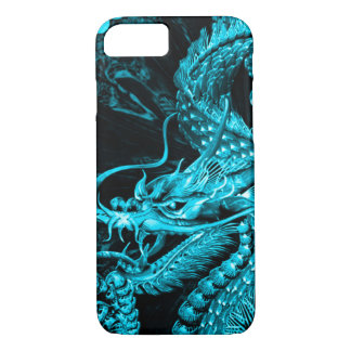 iPhone Chinese Immortal Astral Dragon Art Case
