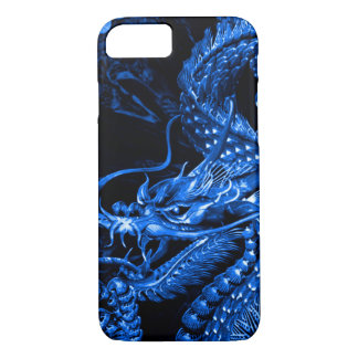 iPhone Chinese Water Dragon Art Case