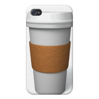 iPhone Coffee iPhone 4/4S Cases