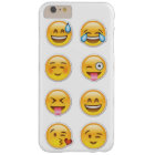 IPhone cover 6/6s Extra, Emojis