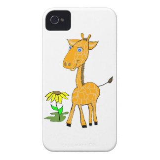 Iphone Cover Baby Giraffe
