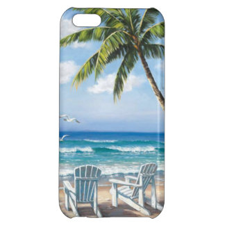 Iphone Cover [Beach Edition] Case For iPhone 5C