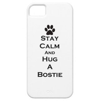 iPhone cover for the Boston Terrier Lover