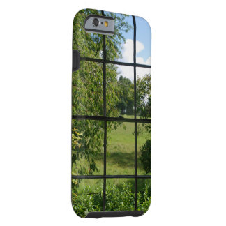 iphone cover tough - fake window