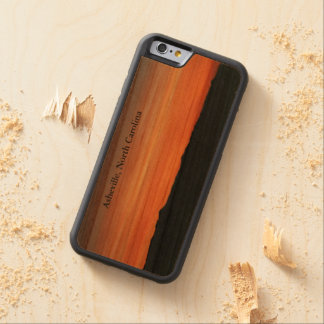 iphone Cover with Sunset Design