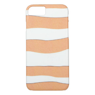 iphone Cover with Tiger Stripes