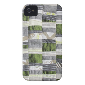 IPhone covering with Patchwork sample iPhone 4 Cases