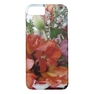 iPhone covers photo print tulip