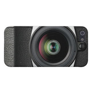 Iphone disguised as a camera iPhone 5/5S case