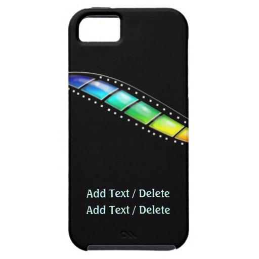 iPhone Film - SRF iPhone 5 Case